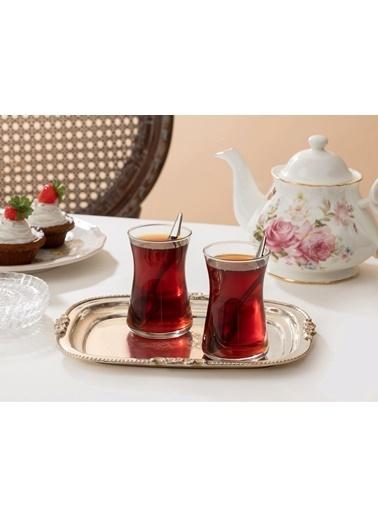 Madame Coco Esperanza 6'Lı Çay Bardağı Seti Renkli